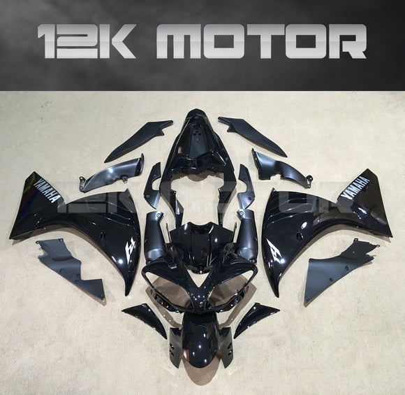 R1 2013 2014 Gloss Black Fairing