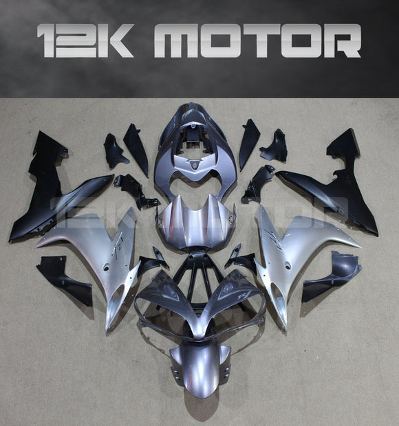 Silver Grey Fairing For Yamaha R1 2004 2005 2006 Aftermarket Fairing Kit