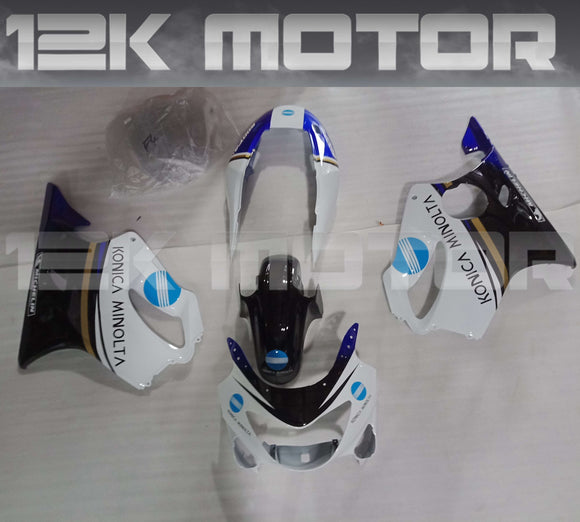 Black White Fairing kits Fit for HONDA CBR600RR F4 1990 2000 Aftermarket Fairing Kit