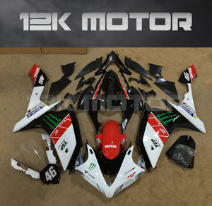 Special Design Fairing for Yamaha R1 2007 2008 Aftermarket Fairing kits