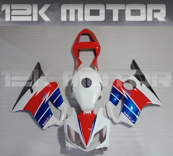Red And Blue Fairing Fit for HONDA CBR600RR 2001-2003 Aftermarket Fairing Kit