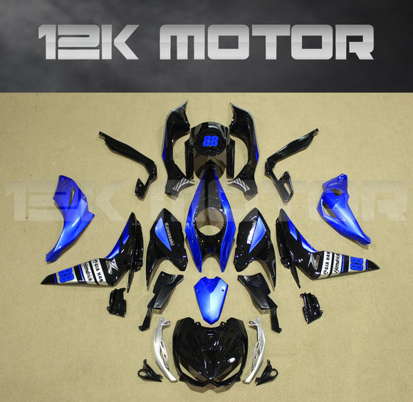 Aftermarket Fairing Kit Fit KAWASAKI 2014 - 2016 Z1000