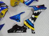 ---AU STOCKING---Fit Yamaha YZF-R1 R1 2015 - 2019 Shark Design Fairing Kit