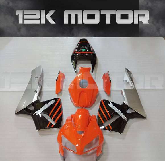 Orange Fairing Kit For HONDA CBR600RR 2005 2006