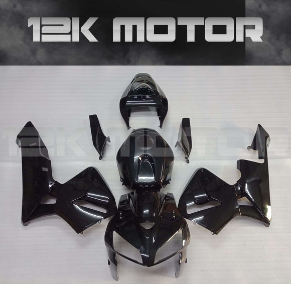 All Black Fairing Kit For HONDA CBR600RR 2005 2006