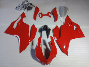 ---AU STOCKING--- Ducati 899 1199 Panigale Red Fairing Kit