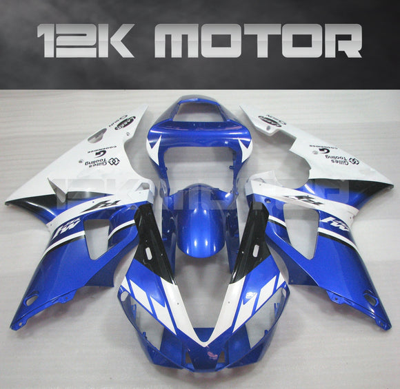 Blue Fairing For Yamaha R1 2000 2001 Aftermarket Fairing Kit