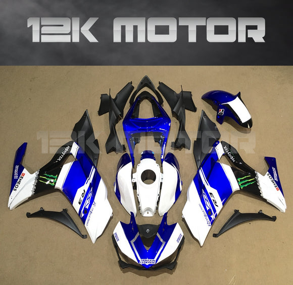 Aftermarket R3 Fairings For Yamaha YZF-R3 motorcycle Monster fairing kit 1 2015 2016 2017