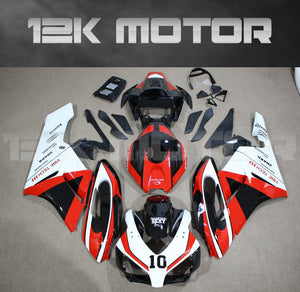 Black Red White Fairing kits fit for HONDA CBR1000RR 2004 2005 Aftermarket Fairing Kits