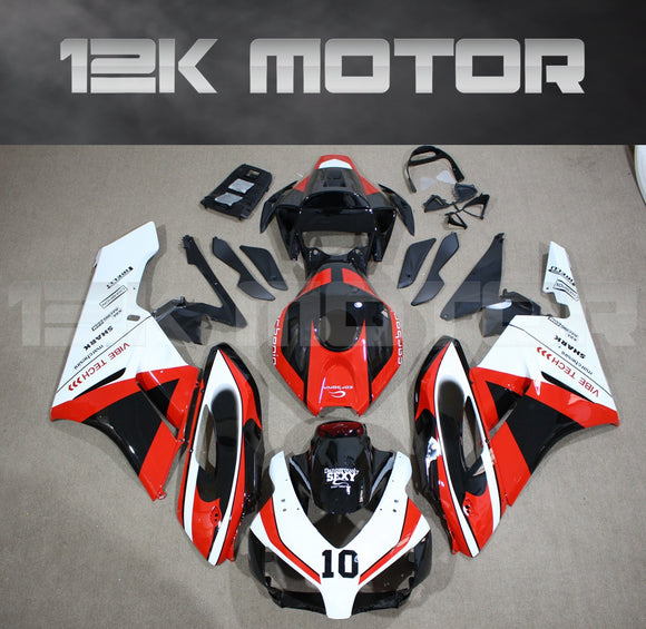 HONDA CBR1000RR Fairings 2004 2005 Black Red White Fairing kits