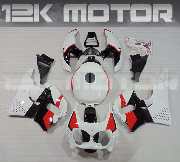 White Black Red Fairing Fit HONDA CBR900RR 1992 1993 1994 1995