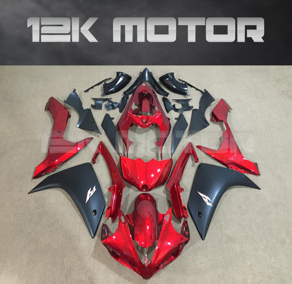 Candy Red Fairing for Yamaha R1 2007 2008 Aftermarket Fairing kits