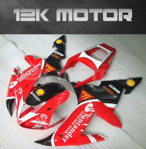 Special Design Fairing For Yamaha R1 2002 2003 Aftermarket Fairing Kit