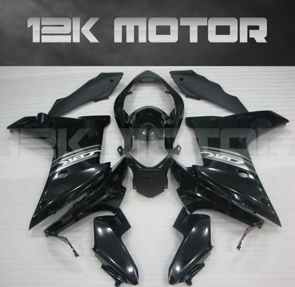 Black Fairing Fit for HONDA CBR600F 2011-2013 Aftermarket Fairing Kit