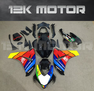Rainbow Fairing Fit for HONDA CBR1000RR 2008 2008 2010 2011 Aftermarket Fairing Kit