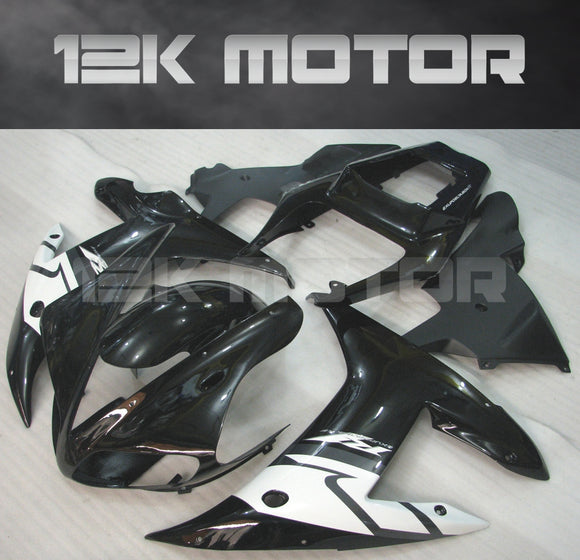 R1 2002 2003 Gloss Black Fairing