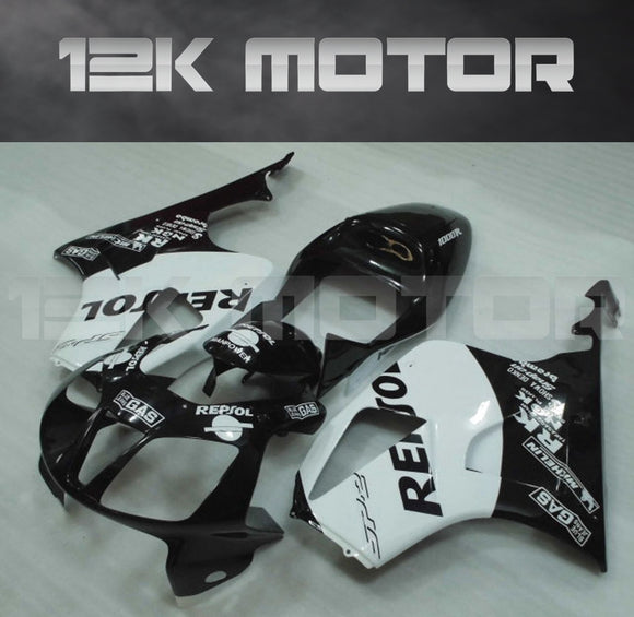 West Fairing kit Fit HONDA RVT1000 RC51 SP1 SP 2 2000 - 2006 Aftermarket Fairing