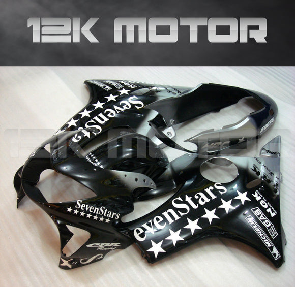 Black Fairing kits Fit for HONDA CBR600RR F4 1990 2000 Aftermarket Fairing Kit
