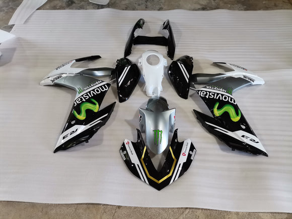 ---AU STOCKING---Monster Fairing Kit For Yamaha R3 2015 2016 2017