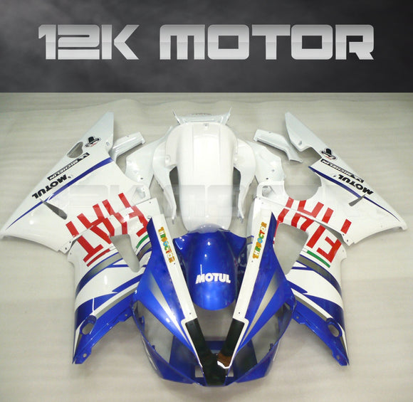 FIAT Fairing For Yamaha R1 2000 2001 Aftermarket Fairing Kit