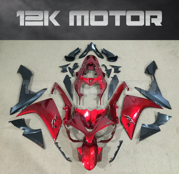 Candy Red Color Fairing for Yamaha R1 2007 2008 Aftermarket Fairing kits