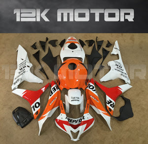 Repsol Fairing kits for HONDA CBR600RR Fairings 2007 2008