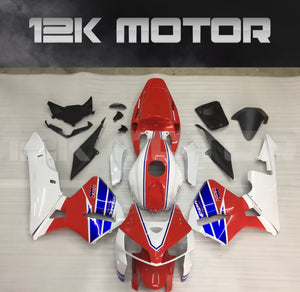 Red White Fairing Kits Fit for HONDA CBR600RR 2005 2006 Aftermarket Fairing Kit