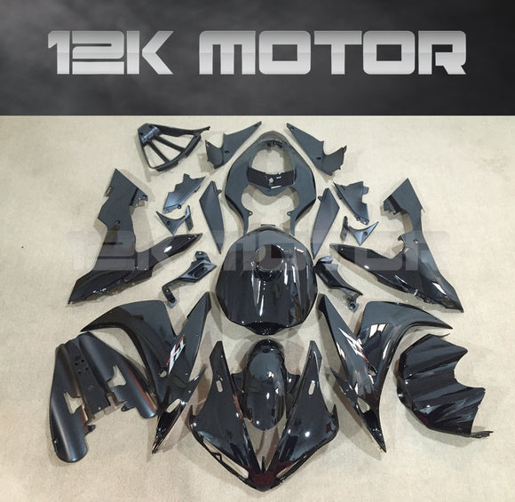 All Black Fairing For Yamaha R1 2004 2005 2006 Fairing Kit