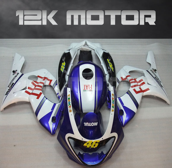 FIAT Fairing Kit fit for YAMAHA YZF600R Thundercat 1997-2007