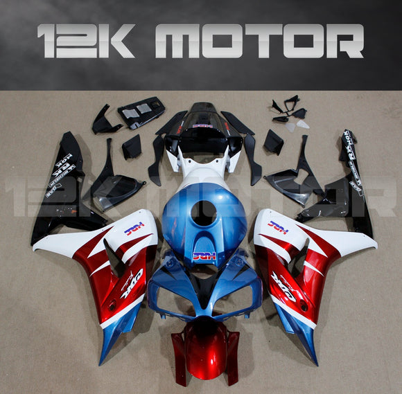 Red Blue Fairing fit for HONDA CBR1000RR 2006 2007 Aftermarket Fairing Kits