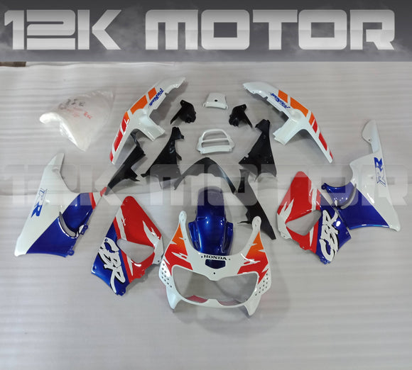 Tri-Colo Fairing Kit Design Fit HONDA CBR900RR 1996 1997