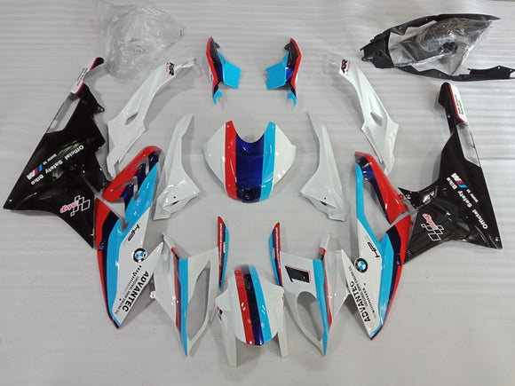 ---AU STOCKING---Safty Bike Fairing Kit for BMW S1000RR 2015-2018