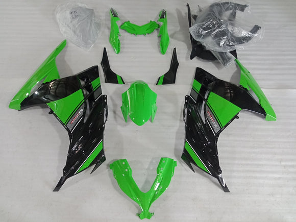 ---AU STOCKING---Special Edition fairing kit Fit KAWASAKI Ninja 300