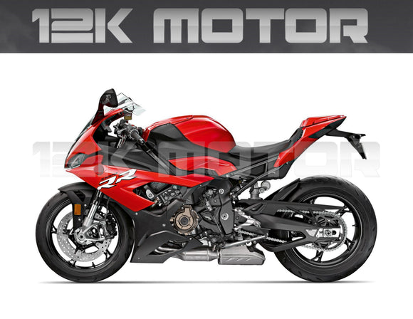 Red Fairing Kit For BMW S1000RR 2019 2020