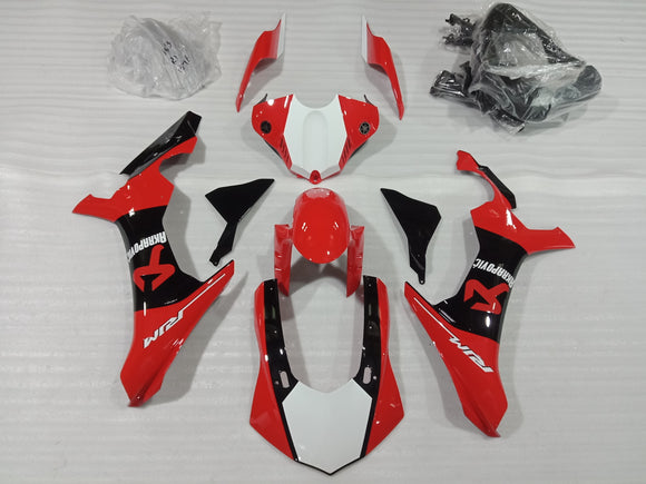 ---AU STOCKING---Red Color Fairing Kit For Yamaha R1 2015-2019
