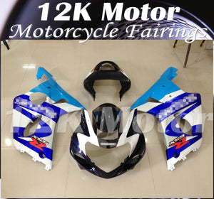 Purple and Blue Fairing fit for SUZUKI GSXR 1000  2000 2001 2002 Aftermarket Fairings Kit