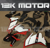 Buy Aprilia RSV4 Fairings 2009 - 2020 White Fairing Kits Bodywork & Frame: Fairings & Panels $650.00 Windscreen No Thanks  - MOTORCYCLE FAIRING | 12K MOTOR