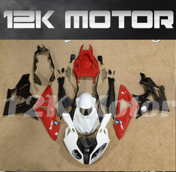 BMW S1000RR 2009-2014 OEM Red Fairing | 12K MOTOR