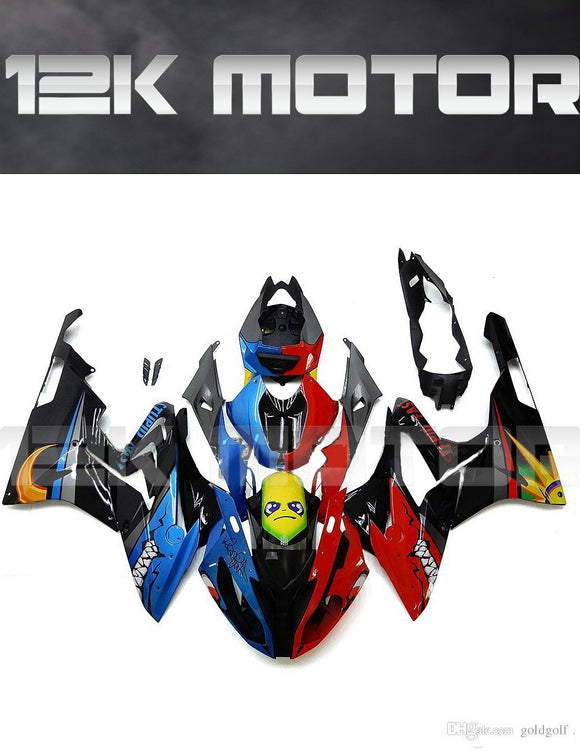 Buy BMW S1000RR Shark Fairings 2015 2016 2017 2018 Blue Red Fairing Kit Bodywork & Frame: Fairings & Panels $800.00 Windscreen No Thanks Year of Motorcycle 2015&2016 Matching Rear Seat Cowl No Thanks - MOTORCYCLE FAIRING | 12K MOTOR