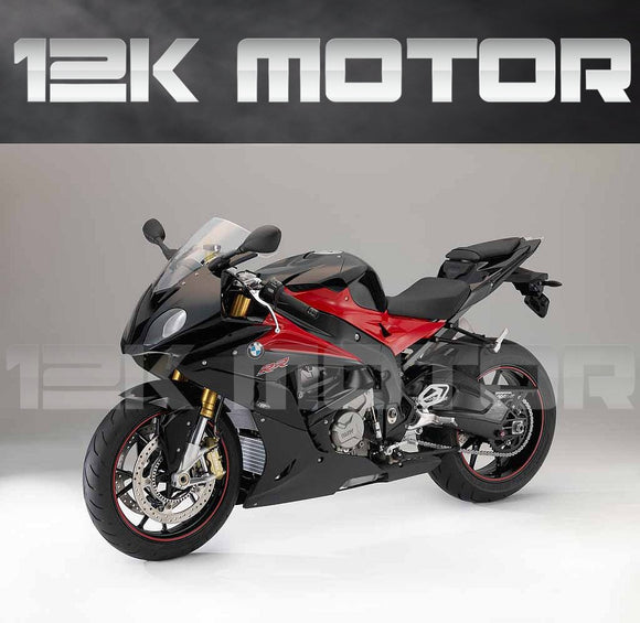 BMW S1000RR 2015-2018 OEM Red Fairing | 12K MOTOR