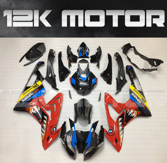 BMW S1000RR 2015-2018 Shark Fairing | 12K MOTOR