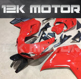 Buy Ducati 848/1098/1198 Red with Black Fairing Bodywork & Frame: Fairings & Panels $540.00 Windscreen No Thanks Model(Stickers) 848 - MOTORCYCLE FAIRING | 12K MOTOR
