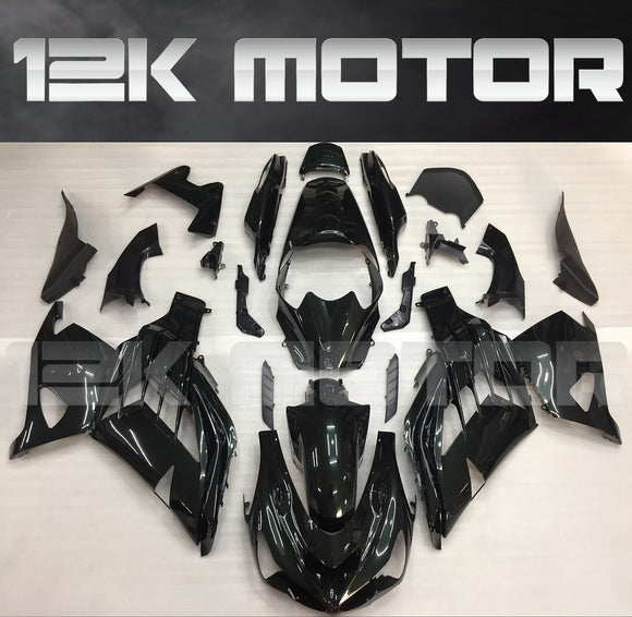 Buy KAWASAKI ZX14R Fairings 2012 2013 2014 2015 2016 2017 Black Fairing Kits Bodywork & Frame: Fairings & Panels $580.00 Windscreen No Thanks  - MOTORCYCLE FAIRING | 12K MOTOR