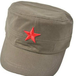CH1989HH-2 Carnaval Chic Dunkerque : Casquette Militaire 2 Couleurs