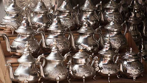 Charles Albert | Five Main Categories of Silver and How They're Used