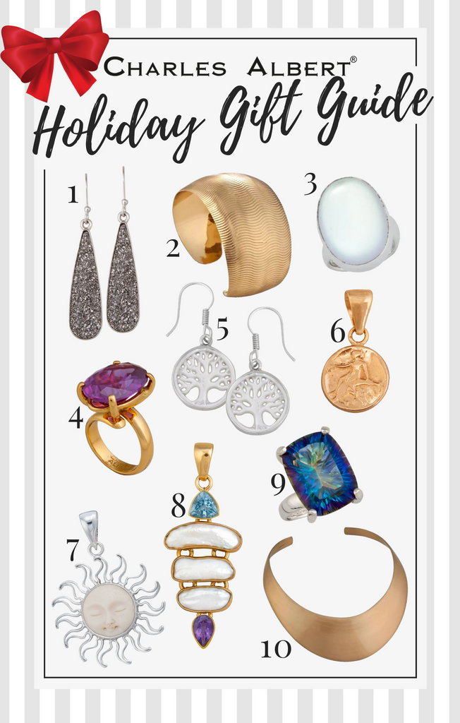 Affordable and high quality jewelry gifts for the holidays