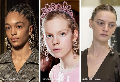Peter Pilotto, Simone Rocha and Arthur Arbesser Stand Out & Do You Jewelry at Fashion Week