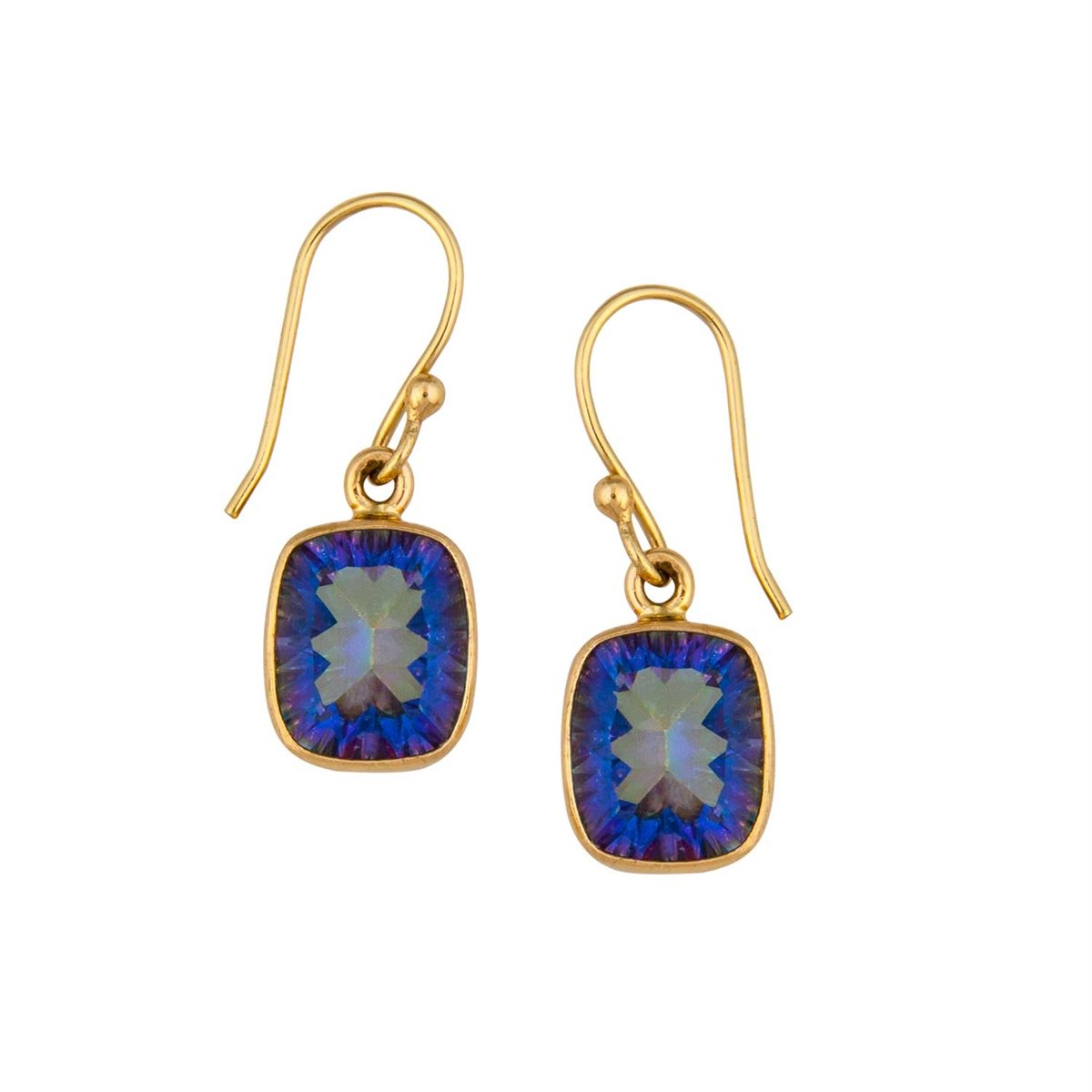 Alchemia Mystic Quartz Drop Earrings | Charles Albert Jewelry