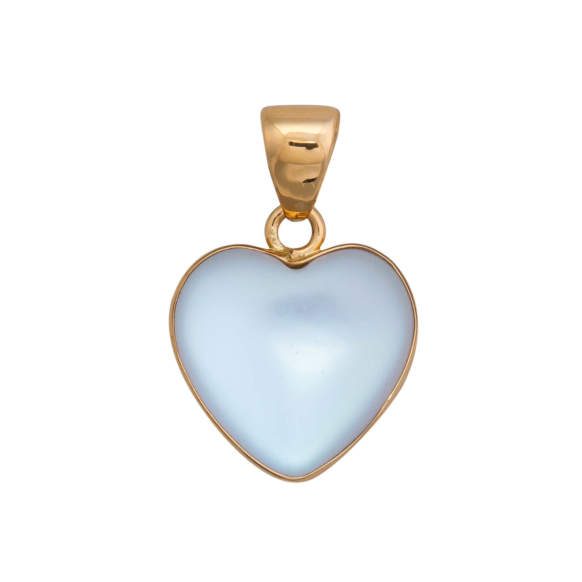 Alchemia Luminite Heart Pendant
