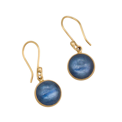 Alchemia-Kyanite-Earrings -2- Charles Albert Inc
